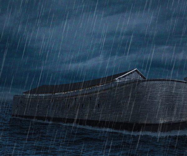 Nuh (II): Mengapa Allah dapat Memakai Nuh?