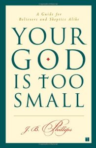 your god too small