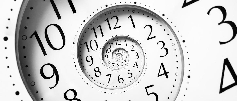 Waktu Tidak Dapat Menolong Kita